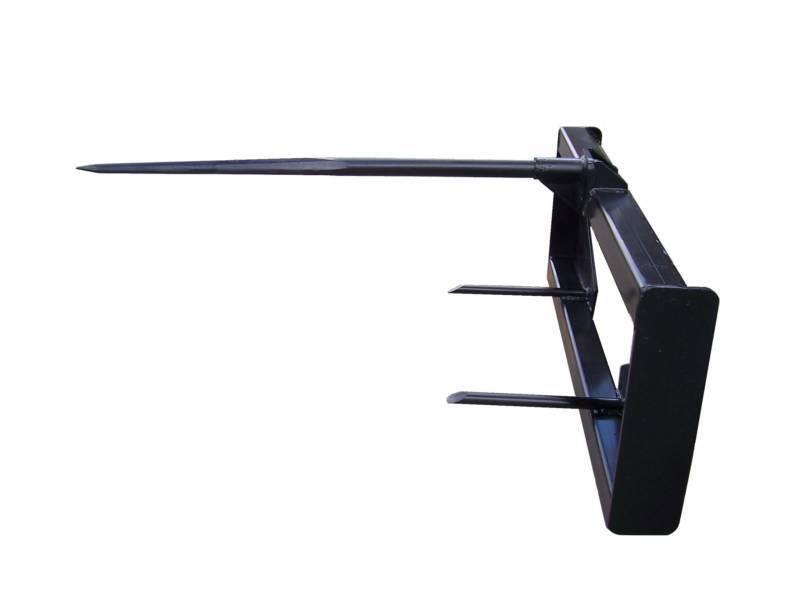 "NEW 49"" Hay Bale Spear attachment / Skid Steer /loader/Bobcat / KUBOTA /etc"