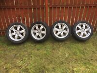 """Audi A5 17"""" Genuine Alloy Wheels FOR SALE X 4"""