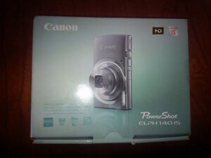 New Canon Power Shot - ELPH140IS
