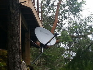 Satellite TV and/or Internet Services