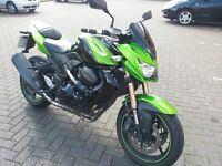 2011 Kawasaki Z750R for sale . Mint condition.