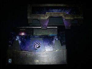 StarCraft II - Heart Of The Swarm Collectors Edition