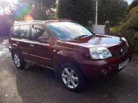 Nissan X-Trail 2.2dCi 136 2005MY Sport 07583332244, 78,000 mls