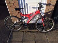 Redrock CBR Mountain Bike £50 or nearest offer