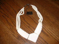 COLLIER  INDIA BANKHOR GENUINE BONE A JOLIETTE