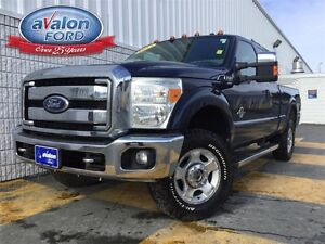 2011 Ford Super Duty F-250 SRW XLT
