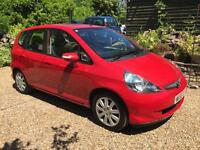 2006 55 HONDA JAZZ 1.4 16v I-DSI SE CVT-7 7 SPEED AUTO PADDLE SHIFT 5 DOOR HATCH