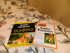 GOLDEN RETRIEVERS reference books