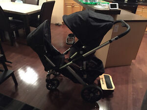 2009-2014 UPPAbaby Vista Rumble seat