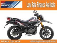 KEEWAY TX125 SUPERMOTO 2016 MODEL WITH 2 YEARS WARRANTY