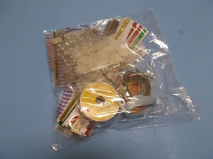 Assorted card making items