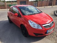 Vauxhall Corsa 2009 1.3 CDTI Eco £30 Tax Diesel Damaged Repaired Cat C Bargain LOOK
