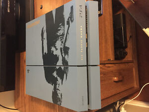 Limited edition PS4 for 375 (original 650)