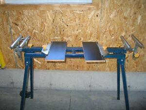 bench for miter saw