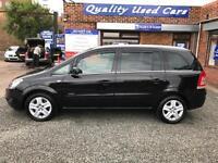 Vauxhall Zafira 1.7 CDTi Turbo Diesel Energy Eco-Flex 5 Door 7 Seat MPV