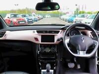 2017 DS DS 3 1.2 PureTech 82 Givenchy Le Makeup 3dr EAT6 Auto Hatchback Petrol A