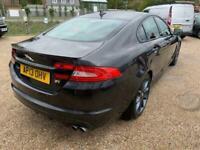 2013 Jaguar XF 5.0L V8 R 4d AUTO 510 BHP Saloon Petrol Automatic