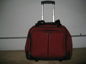 Samsonite carry on with wheels