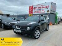 2011 Nissan Juke ACENTA HATCHBACK Petrol Manual