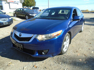 2009 Acura TSX Premium Leather Loaded Sedan | 3 in Stock !!!