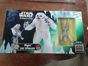 Star Wars Luke & Wampa