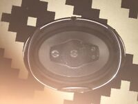 Kenwood kfc-6995ps car 5 way speakers