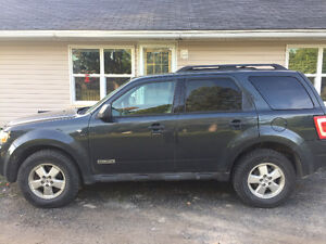 2008 Ford Escape SUV XLT