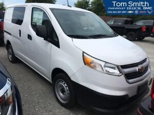 2017 Chevrolet City Express LT   TECHNOLOGY PACKAGE