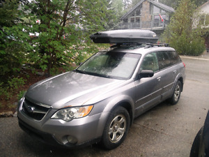 2008 Subaru Outback for sale with sunroof!