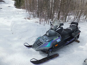ARCTIC CAT PANTERA 550 EFI (NOW ONLY $550)