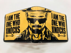 BREAKING BAD ''I AM THE ONE WHO KNOCKS'' Wallet