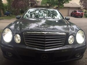 2007 Mercedes E280 LOW KM!