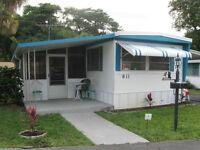 Charmante maison mobile à louer Deerfield Beach, Floride