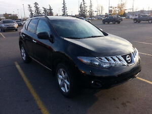2010 Nissan Murano SL /AWD / Back-up Camera