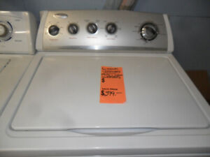 Reconditioned Washers with 6 month warranty