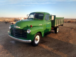 1952 Chevrolet One Ton Truck