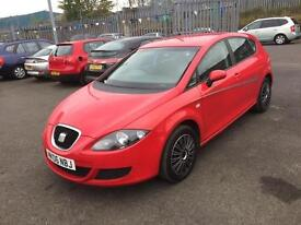 2006 Seat Leon 1.6 Reference 5dr
