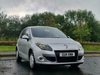 2011 Renault Scenic 1.5 dCi 110 Expression 5dr EDC MPV Diesel Automatic