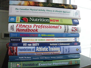 Fitness and Health College / University Textbooks