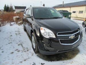 2012 Chevrolet Equinox AWD SUV, only 75 km in new cond