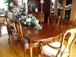 High end Formal dining room set