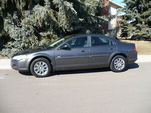 2005 Chrysler Sebring Touring Signature Series (only 18,500 kms)