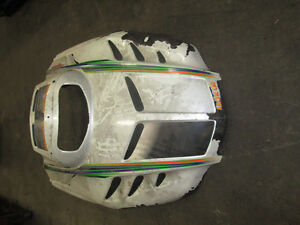 ARCTIC CAT HOOD USED AND FAIR SHAPE AS IS Prince George British Columbia image 1