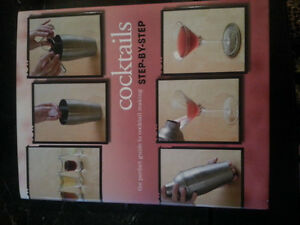 Cocktail instruction book - nice gift