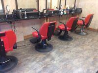 Barbershop chairs /tattoo artist chair