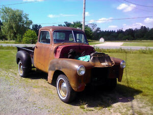 1947-55 Ist series Chev/ GMC 1/2 ton Truck Parts for Sale