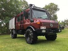 U1300/37 Extended Doka Unimog - excellent value. Burleigh Heads Gold Coast South Preview
