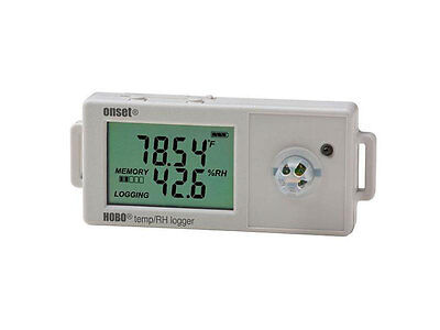 Onset Hobo Ux100-011a Temperature And Humidity Data Logger