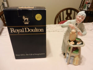 "Royal Doulton Character Figure ""A Penny's Worth"" HN 2408"