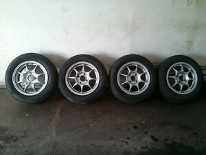 JDM Integra Type R 15 inch wheels 4 x 114.3